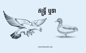 Eagle or Duck